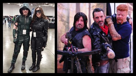 hero and villain fan fest fan fest chicago ready for some con fusion comiconverse