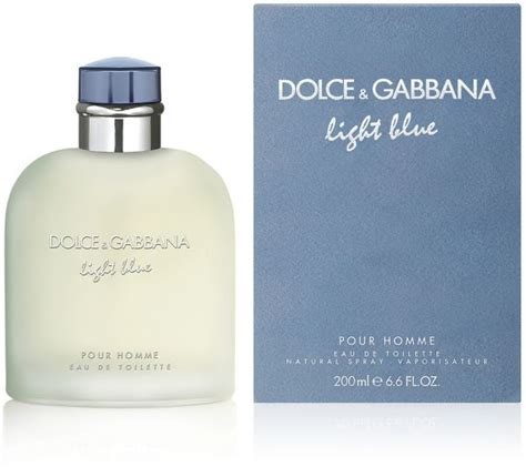 Dolce And Gabbana Light Blue For by Dolce Gabbana Light Blue For 200ml Eau De Toilette