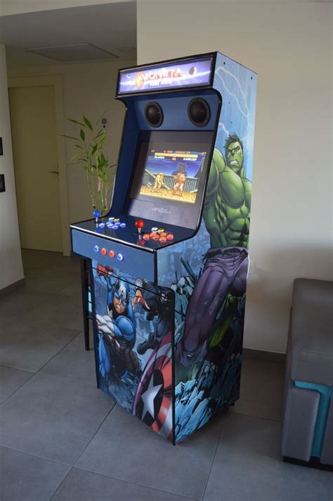 Diy Arcade Cabinet Raspberry Pi by Arcade Cabinet Raspberry Pi Pic 2 Htxt Africa
