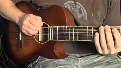 morgan monroe mmv ceb mini  string  fishman presys eq youtube