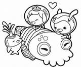 Octonauts Coloring Squid Pages Giant Printable Sheets Meet Drawing Colouring Minecraft Gup Colornimbus Line Cartoon Shark Clipart Clipartmag Whale Getcoloringpages sketch template