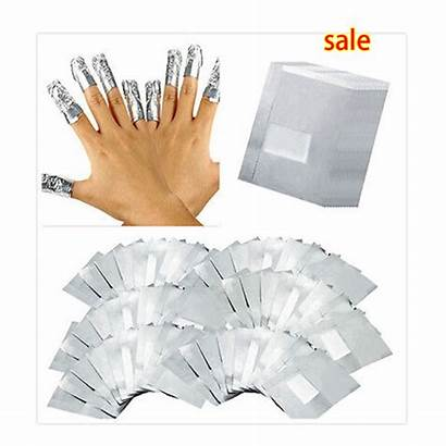 Nail Soak Polish Wraps Gel Wholesale Foil