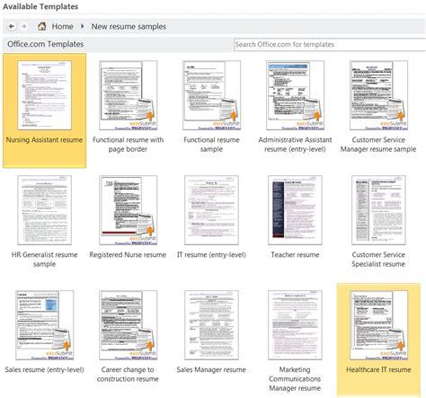 resume template word  playbestonlinegames