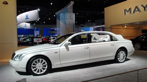 Maybach Prices 62 Landaulet For America At $1.35 Million