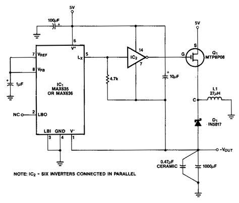 Circuit Diagram Inverter Diabetes Inc
