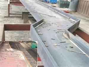 Steel Tapered Beam Welding Machine