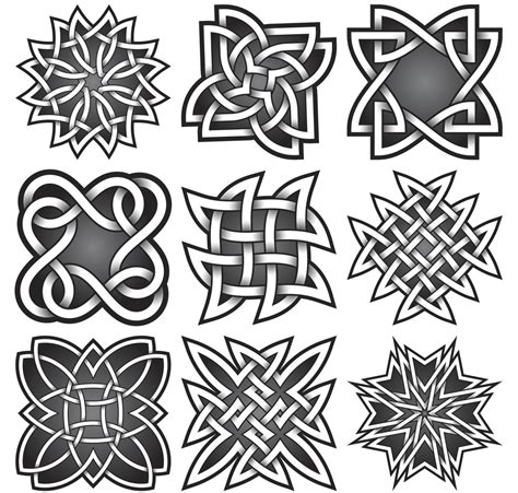 Celtic Tattoos And Their Meanings - Thoughtful Tattoos