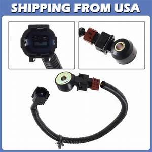 Knock Sensor  U0026 Wiring Harness For Nissan Maxima V6 3 0l 95