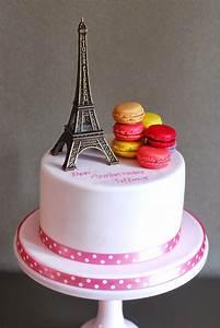 Paris Cake - Afternoon Crumbs
