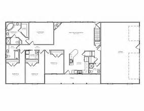 simple 4 bedroom house plans great room ranch house plan ranch houseplan with greatroom the house plan site
