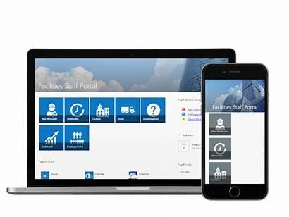Facilities Sharepoint Modern Template Management Portal Sp