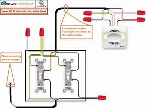 Secret diagram more wiring exhaust fan light switch