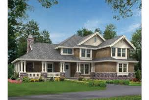 Wrap Around House Plans by Single Story Craftsman House Plans Craftsman House Plans
