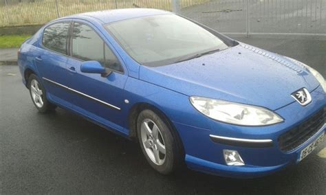 small peugeot cars for sale 2005 peugeot 407 for sale for sale in portlaoise laois