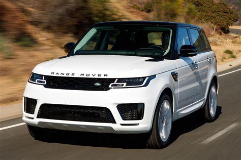 land rover range rover sport hybrid review trims