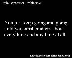 Quotes About Depression Tumblr | Quote Addicts