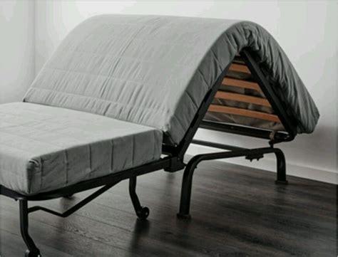 poltrona letto futon ikea ikea lycksele two seat sofa bed futon for indoors