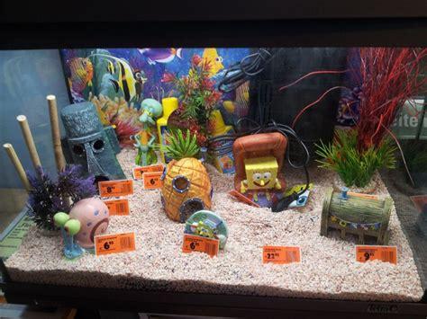 spongebob aquarium decoratie der chef hat ein aquarium teil 2 m 246 bilierung und erste