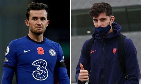 Chelsea squad vs Newcastle in full as Kai Havertz and Ben ...