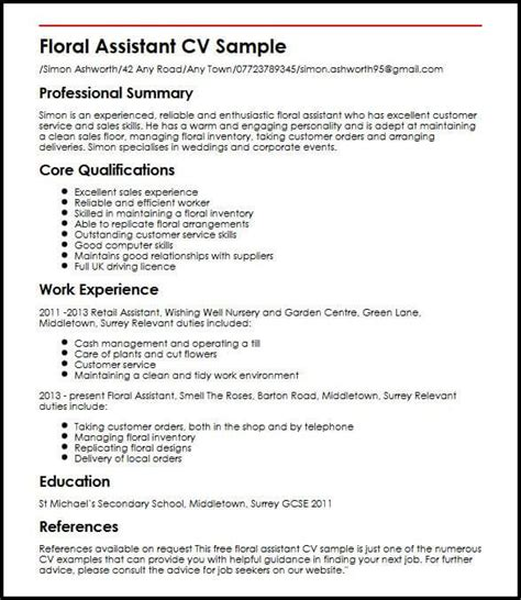 Read more and learn how to make your own! Cv Template Job Centre   Retail resume examples, Good cv ...
