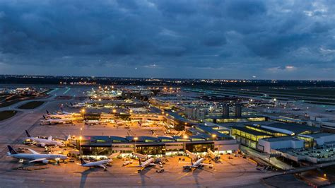 operations restart  houston airports travel weekly