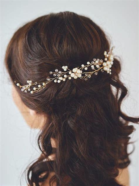 25 Best Ideas About Wedding Hair Accessories On Pinterest