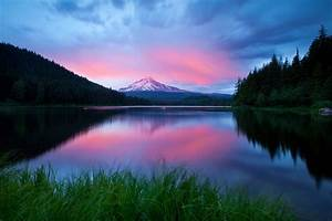 Mount Hood Meadows Beautiful Places to Visit
