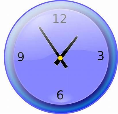 Clock Analog Clip Vector Svg