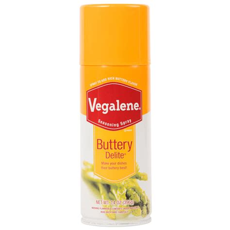 butter substitute butter substitute spray 14 oz