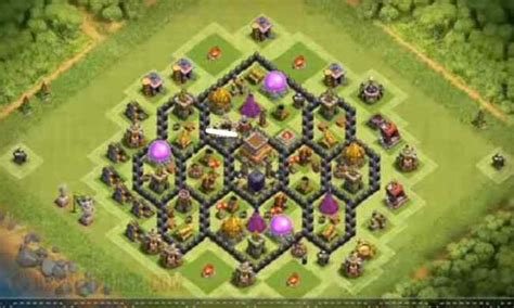 10 best th8 hybrid base top 10 best th8 farming base maximum loot protection 10 b