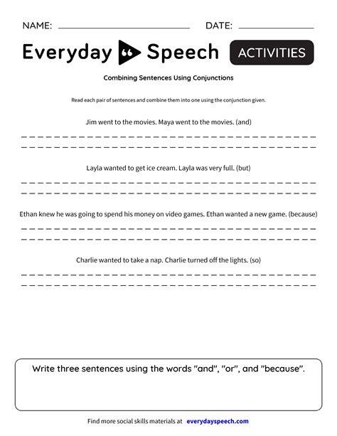 important sentence combining worksheets goodsnyc