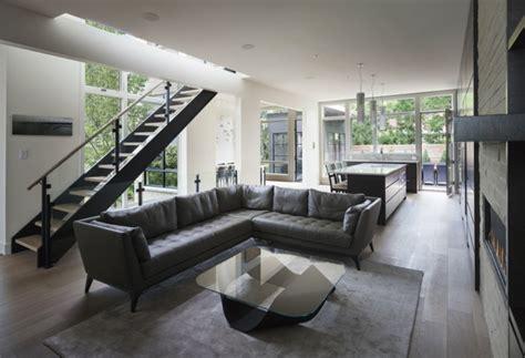 wohnzimmer contemporary family room dusseldorf by wohnzimmer in grau 55 designs archzine