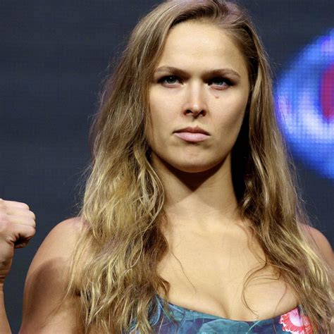 ronda rousey  holly holm announced  ufc  date