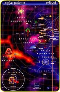 Voyager Star Trek Stellar Cartography