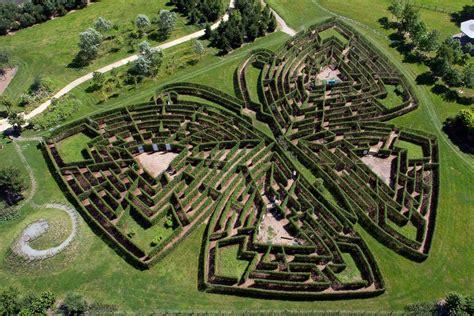 Jardin De Colette Sainte Beuve by Le Labyrinthe G 233 Ant Les Jardins De Colette