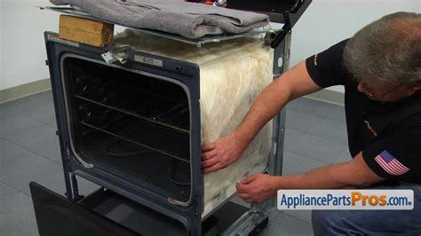 whirlpoolkitchenaidmaytag oven insulation