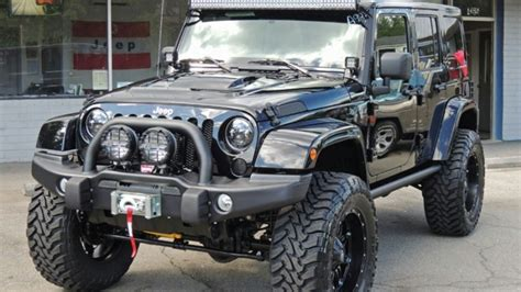 China Aev Front Bumper For Jeep Wrangler Auto Parts