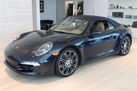 Used 2018 Porsche 911 Carrera 4s Cabriolet Roslyn Ny