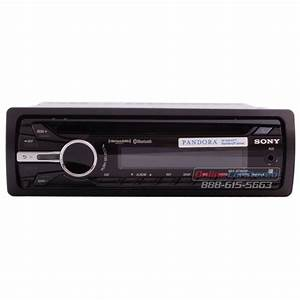 Sony CDX-GT360MP Single-DIN In-Dash CD/MP3/WMA GT Series ...