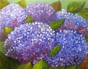 Garten Blumen Pflanzen : bild hortensien blumen pflanzen garten von elvipe bei kunstnet ~ Markanthonyermac.com Haus und Dekorationen