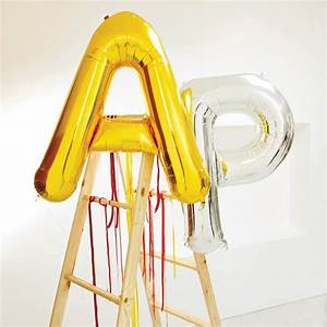 giant 343939 balloon letters by bubblegum balloons With jumbo letter balloons