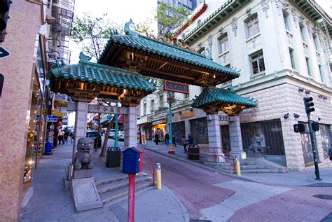 Historic Chinatown San Francisco: The Cantonese Enclave ...