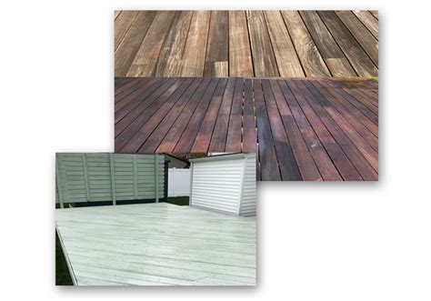 deck restoration housewashingcom powerwash   stain