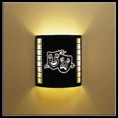 home theater wall sconces quotes