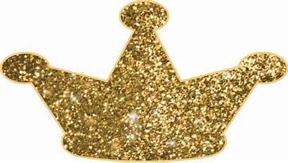 Crown Glitter Transparent Stickers Pngio