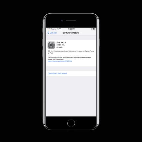 iphone ios update how to ios updates the air ota or using itunes