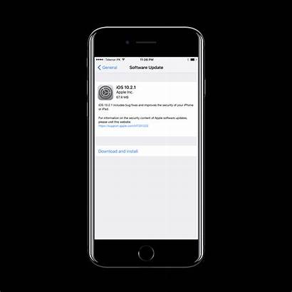 Ios Iphone Updates Update Itunes Ota Using