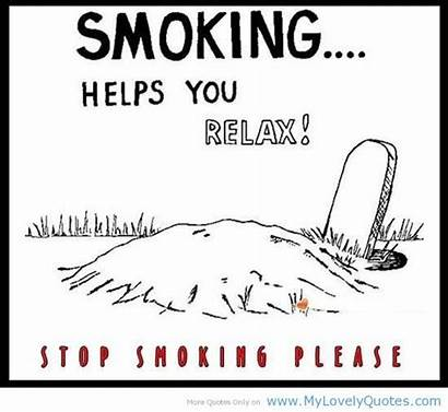 Smoking Quotes Quit Sayings Relax Help Helps