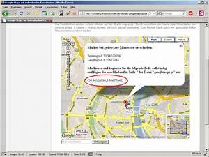 Google Maps Köln : google maps mit individuellen koordinaten ~ Watch28wear.com Haus und Dekorationen