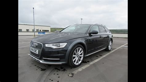 2014 Audi A6 by Review Test Drive 2014 Audi A6 Allroad